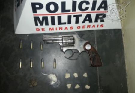 arma localizadas