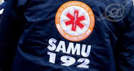Marca do SAMU