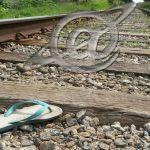Atropelamento ferroviário