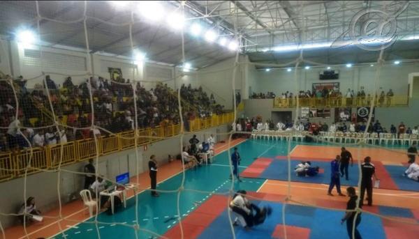 Foto: SECOM- PMC/ Realização do campeonato na cidade de Congonhas