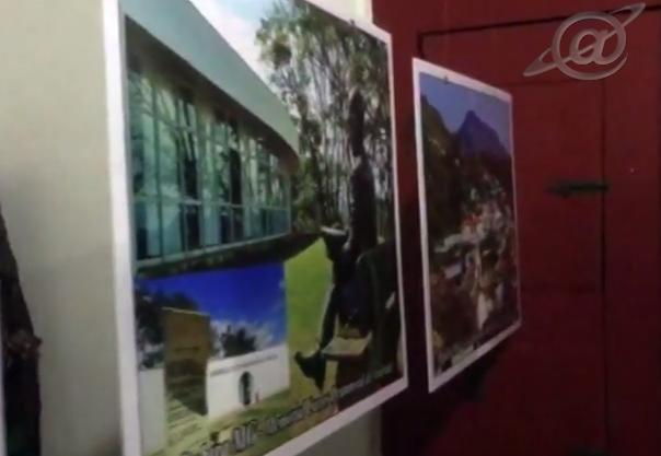 Imagem da exposição