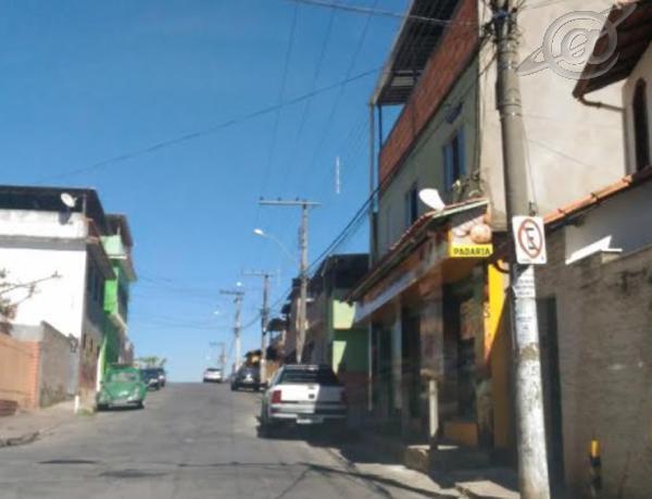 Foto: Local onde ocorreu o assalto