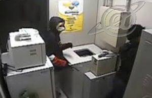Tentativa de roubo