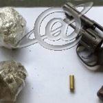 Drogas e arma