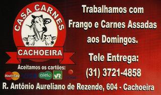 Casa Carnes Cachoeira