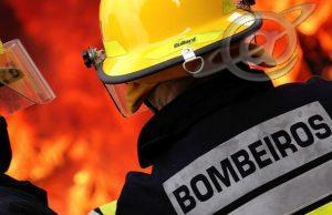Incêndio com vítima fatal