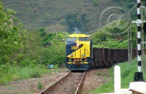 Atropelamento em linha férrea