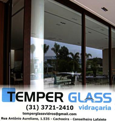 Temper Glass - vidraçaria