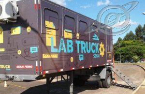 Lab Truck