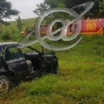 Novo acidente na MG-482