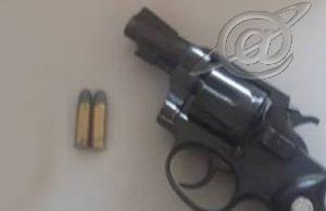 Arma localizada