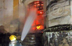 Patrimônio Incendiado