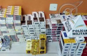 Contrabandeando cigarros