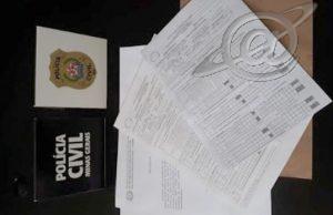 Diploma falso