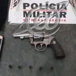 Posse ilegal de arma