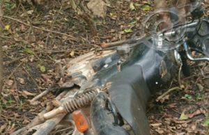 Roubo de moto