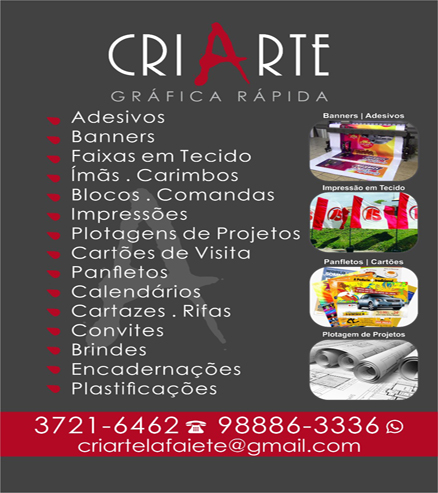 criArte - Gráfica Rápida