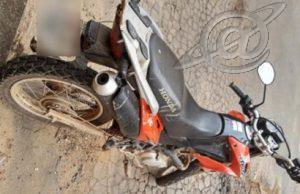 Motocicletas roubadas