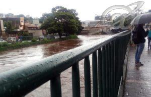 Chuvas em Congonhas