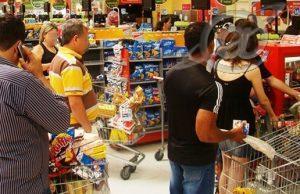 Supermercados em C.Lafaiete