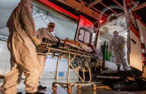 A Pandemia na região