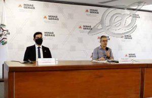 Governador Romeu Zema anuncia
