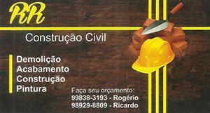 RR - Construção Civil