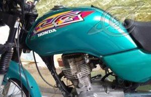 PM recupera moto roubada