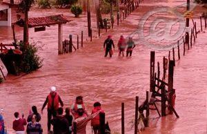 Tromba D'água em Barbacena