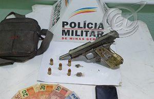 Suspeitos do assalto em Piranga