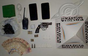 Tráfico e porte ilegal de arma