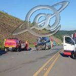 Uma sequência de acidente