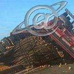 Acidente próximo a Belo Vale