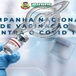 Calendário de vacinação