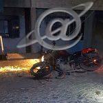 Mototaxista morre eletrocutado