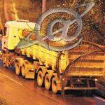 Pressão contra carretas de minério