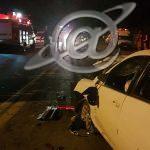 Grave acidente na BR-265