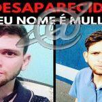 Família busca por desaparecido