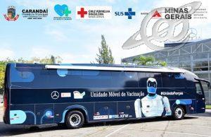 Ônibus da Vacinação