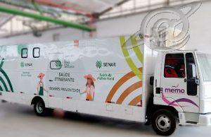 Caminhão da Saúde